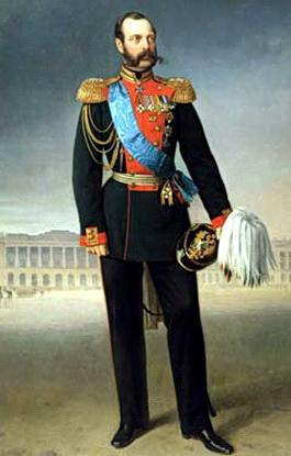 "Императора Александра II ""заказали"" Ротшильды"